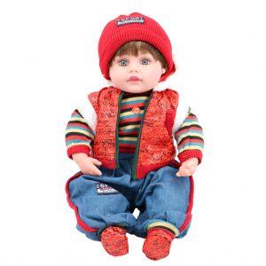 عروسک پسر 22 اینچ موزیکال Mayan طرح 449
