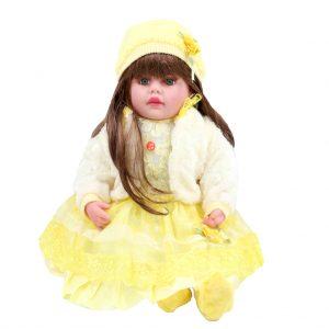 عروسک دختر 22 اینچ موزیکال Mayan طرح 456