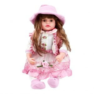 عروسک دختر 22 اینچ موزیکال Mayan طرح 463
