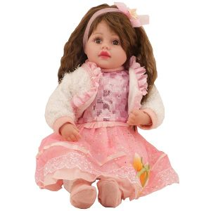 عروسک دختر 24 اینچ موزیکال Mayan طرح 845