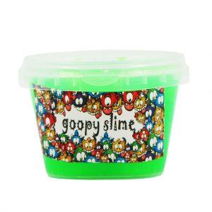 ژل بازی اسلایم Goopy slime مدل فلور-سبز حجم 300 گرم