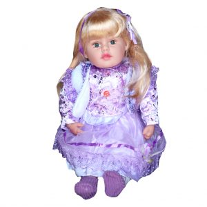 عروسک دختر 22 اینچ موزیکال Mayan طرح 883