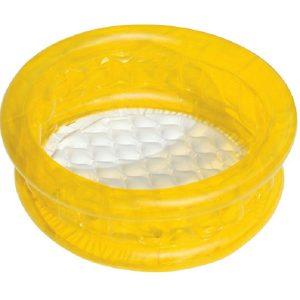 استخر بادی شیشه ای کودک Bestway رنگ زرد