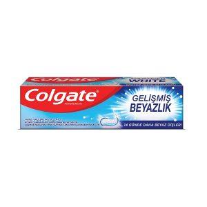 خمیر دندان سفید کننده Colgate مدل Gelismis Beyazlik