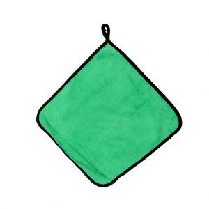 دستمال آبگیری و نظافت ابریشمی دو رو 30*30