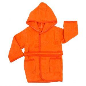 حوله تن پوش کودک چیوکو Chioco رنگ نارنجی