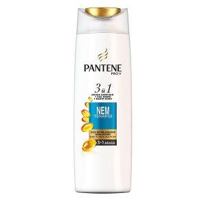 شامپو مرطوب کننده موهای خشک پنتن PANTENE مدل NEM TERAPISI حجم 470 میل