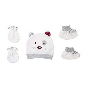 ست سه تکه نوزادی پاپو papo مدل هاپو