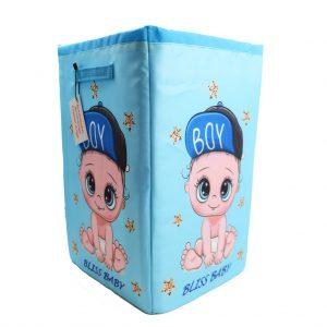 باکس لوازم و اسباب بازی اتاق کودک Bliss Baby کد 460
