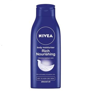 لوسیون بدن نیوا NIVEA مدل Rich Nourishing حجم 250 میل