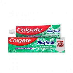 خمیر دندان Colgate مدل Max Fresh حجم 100 میل