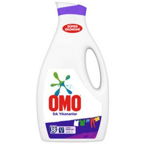 مایع لباسشویی OMO حجم 5.7 کیلو گرم