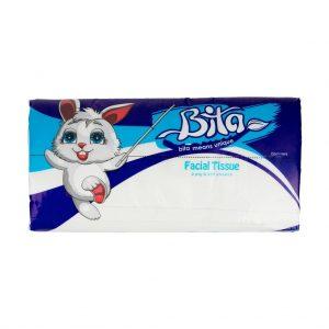 دستمال کاغذی 250 برگ اکونومی طرح خرگوش بی تا